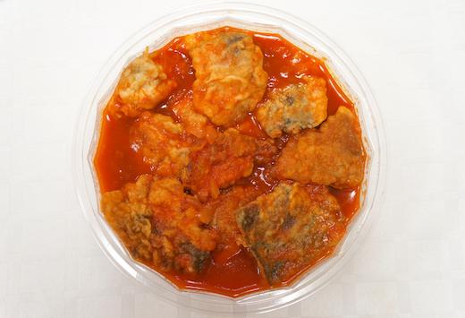 klaarsaga tomatimarinaadis