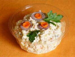 Singi-kartulisalat